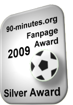 90-minutes.org - Silver Fanpage Award 2009