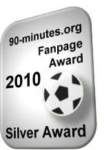 90-minutes.org - Silver Fanpage Award 2010